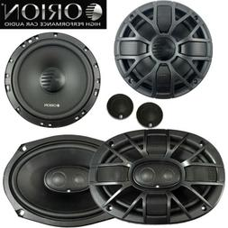"""Orion XTR65.SC + XTR69.3 6.5"""" 450W Component and 6x9"""" 3-Way"""